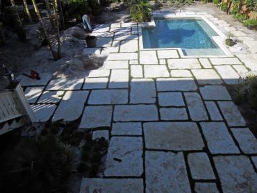 Artificial Grass Photos: Artificial Grass Carpet Chuichu, Arizona Paver Patio, Backyard Landscaping Ideas