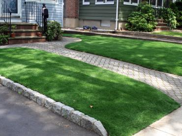 Artificial Grass Photos: Artificial Grass Installation Yarnell, Arizona Landscaping Business, Front Yard Landscaping