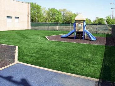 Artificial Turf Installation Pisinemo, Arizona Upper Playground, Commercial Landscape artificial grass