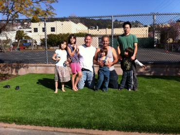 Artificial Grass Photos: Faux Grass Salome, Arizona Landscaping, Commercial Landscape