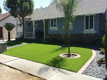 Artificial Grass Photos: Faux Grass Solomon, Arizona Roof Top, Front Yard