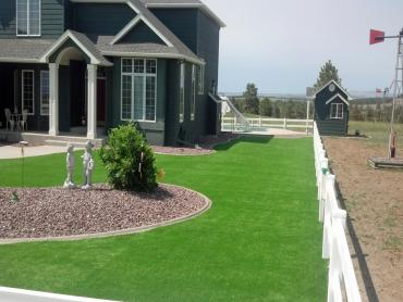 Artificial Grass Photos: Installing Artificial Grass Corona de Tucson, Arizona Backyard Playground, Small Front Yard Landscaping