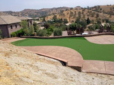Artificial Grass Photos: Plastic Grass Gila Bend, Arizona Landscape Rock, Small Backyard Ideas