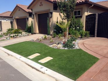 Plastic Grass San Simon, Arizona Lawn And Garden, Front Yard artificial grass