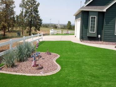 Artificial Grass Photos: Synthetic Grass Oracle, Arizona Backyard Playground, Front Yard Landscaping Ideas