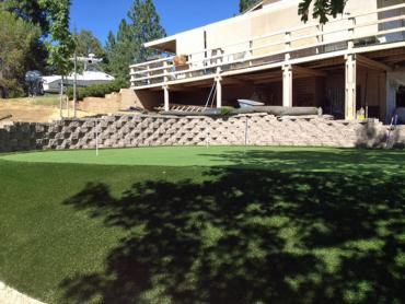 Artificial Grass Photos: Synthetic Turf Aztec, Arizona Putting Green, Backyard Landscaping