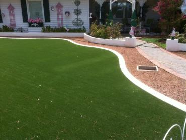 Artificial Grass Photos: Synthetic Turf San Tan Valley, Arizona Backyard Deck Ideas, Small Front Yard Landscaping