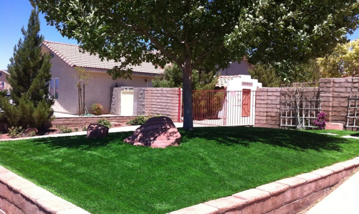 Artificial Grass for Commercial Property in Tuscon, Arizona